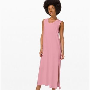 All yours Maxi Tank Dress